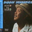 MURO / Diggin' Brunswick (MIX-CD)