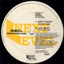 MURO for MICROPHONE PAGER / Don't Forget To My Men (12