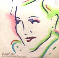 大橋純子 & 美乃家セントラル・ステイション - Junko Ohashi & Minoya Central Station : Rainbow (LP/USED/EX)