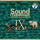 DJ Mitsu The Beats & DJ Mu-R / SOUND MANEUVERS 9TH ANNIVERSARY MIX (MIX-CDR)