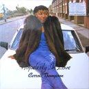 Carroll Thompson / Hopelessly In Love (LP/reissue)