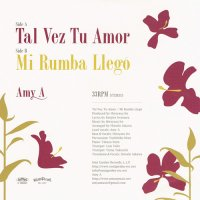 Amy A : Tal Vez Tu Amor / Mi Rumba Llegó (7