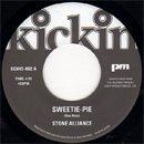 STONE ALLIANCE - STEVE GROSSMAN / Sweetie-Pie - Enya (7