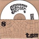 grooveman Spot / The Stolen Moments Vol.8 (MIX-CDR)