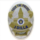 J Dilla / Fuck The Police: Badge-Shaped 7inch (7