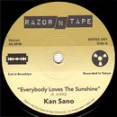 Kan Sano / Everybody Loves The Sunshine - Music Overflow (7