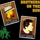 DEV LARGE, RYUHEI THE MAN, DJ DENKA, KASHI DA HANDSOME / BROTHERS ON THE RUN (4MIX-CD)