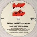 DJ Mitsu The Beats -  grooveman Spot / LA♡JPN♡LA Vinyl (10