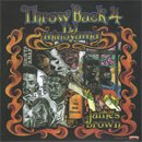 DJ MINOYAMA / Throw Back 4 〜dear James Brown〜 (MIX-CD)
