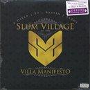 Slum Village / Villa Manifesto (2LP)
