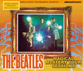 MAGICAL MYSTERY TOUR SESSIONS 【4CD】