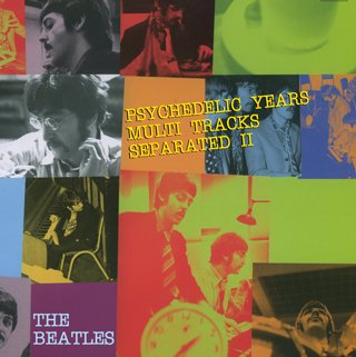 PSYCHEDELIC YEARS MULTI TRACKS SEPARATED II 【2CD】