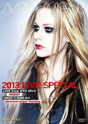 Avril lavigne 2013 live special cd web avril lavigne 2013 live special voltagebd Image collections
