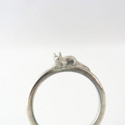 猫のリング