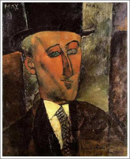... マックス・ジャコブの肖像