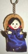 お守り人形キーホルダー(G)