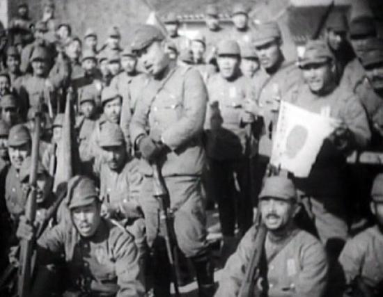 上海 支那事変後方記録 1938年日本作品 白黒 DVD 34分 - 遊撃 ...