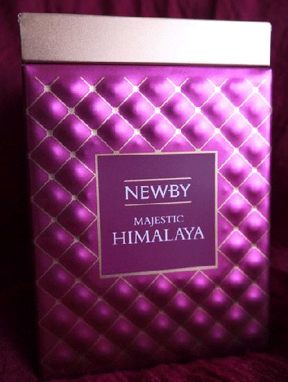 期間限定高級紅茶 ヒマラヤティー