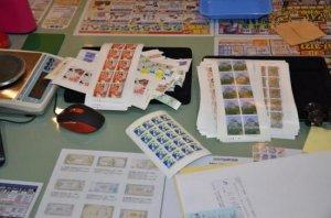 ●貴金属 大量の切手をお買取り致しました!!有難う御座います!!