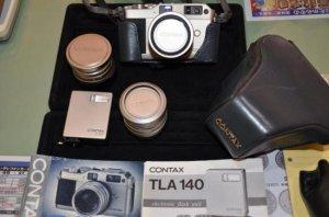 ●カメラ・デジカメ 中古カメラCONTAX G1をお買取りさせて頂きました!!