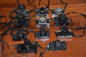 ●カメラ・デジカメ 本日は中古カメラを大量にお持ちして頂けました!!