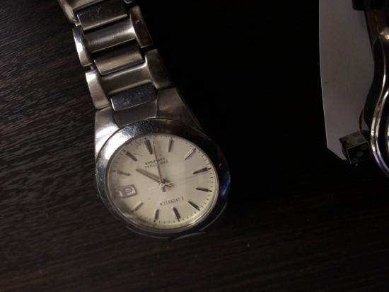 ジャンク時計を買いました。【画像3】