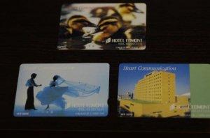 ORANGE CARDをお買取りさせて頂きました!!