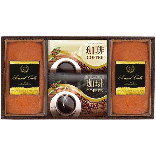 【香典返し 送料無料】スイーツ 洋菓子 お菓子 コーヒー ギフト 詰め合わせ 金澤パウンドケーキ&珈琲ギフトセット 食品 焼き菓子 KZ-25 (16)