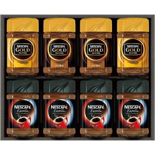 コーヒー ギフト セット 詰め合わせ ネスレ ネスカフェ レギュラーソリュブルコーヒー インスタント N50-XN (3)
