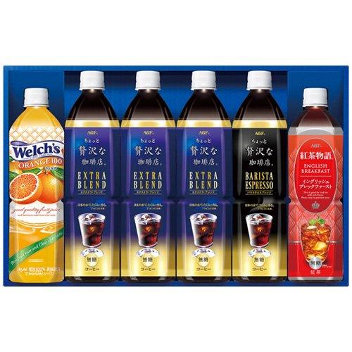 アイスコーヒー コーヒー ジュース ギフト 詰め合わせ セット AGF ファミリー飲料ギフト 6本入 LR-25 (3)
