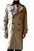 beautiful people ビューティフルピープル ultimatepima trench coat CAMEL BEIGE