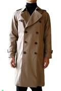 beautiful people ビューティフルピープル ultimatepima trench coat KHAKI