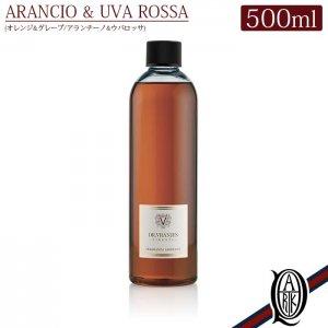 Dr.Vranjes ディフューザーRefill(詰め替え) ARANCIO & UVA ROSSA(オレンジ&グレープ/アランチョ&ウバロッサ)