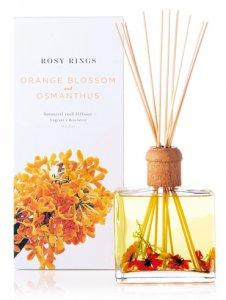 ROSY RINGS ロージーリングス ボタニカルリードディフューザー オレンジブロッサム&オスマンサス