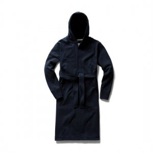 REIGNING CHAMP レイニングチャンプ HOODED ROBE ローブ NAVY RC-3352
