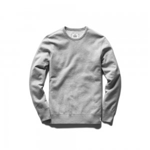 <img class='new_mark_img1' src='https://img.shop-pro.jp/img/new/icons7.gif' style='border:none;display:inline;margin:0px;padding:0px;width:auto;' />REIGNING CHAMP レイニングチャンプ クルーネックスエット LIGHTWEIGHT TERRY RC-3528 H.GREY