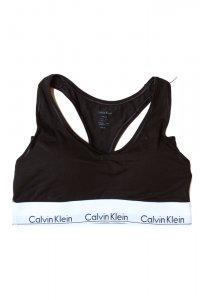 Calvin Klein underwear カルバン・クライン アンダーウェア ブラレット F3785AD MODERN COTTON 001 BLACK