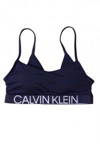 Calvin Klein underwear カルバン・クライン アンダーウェア ブラレット QF5181AD STATEMENT1981 8SB NAVY