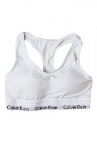 Calvin Klein underwear カルバン・クライン アンダーウェア ブラレット F3785AD MODERN COTTON 100 WHITE