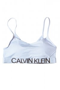 Calvin Klein underwear カルバン・クライン アンダーウェア ブラレット QF5181AD STATEMENT1981 BLX L.BLUE