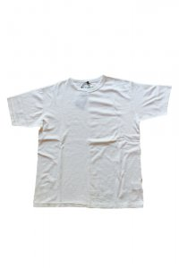 NIGEL CABOURN ナイジェルケーボン 19S/S 40'S&50'S MIX T-SHIRT 100 WHITE