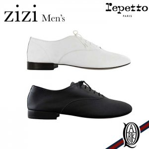 repetto Oxford shoe Zizi for men Goatskin 2色