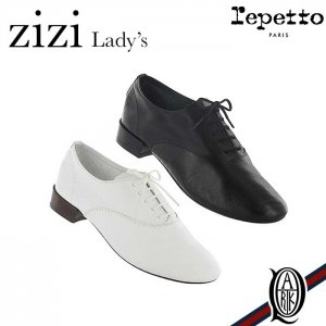 repetto Zizi Oxford shoe 2色 Goatskin