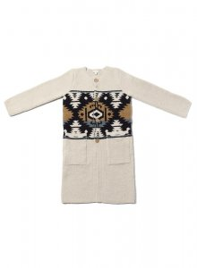Barefoot Dreams ベアフットドリームス SZWCC1313 CC WOMENS SW MOTIF COAT MULTI