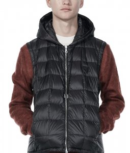 <img class='new_mark_img1' src='https://img.shop-pro.jp/img/new/icons7.gif' style='border:none;display:inline;margin:0px;padding:0px;width:auto;' />TAION EXTRA タイオン MENS HOODIE INNER DOWN SET メンズフードインナーダウンセット BLACK