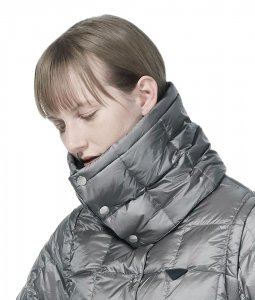 <img class='new_mark_img1' src='https://img.shop-pro.jp/img/new/icons7.gif' style='border:none;display:inline;margin:0px;padding:0px;width:auto;' />TAION EXTRA タイオン NECK WARMER+HOOD SET ネックウォーマーフードセット GRAY