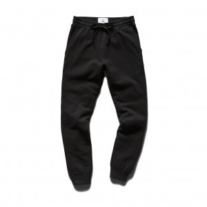 REIGNING CHAMP レイニングチャンプ SLIM SWEATPANT スエットパンツ HEAVYWEIGHT TERRY BLACK RC-5240