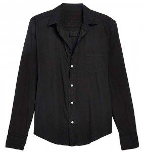 Frank&Eileen フランクアンドアイリーン BARRY レディースシャツ L001 BLACK