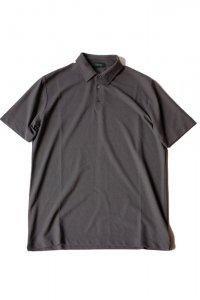 ZANONE ザノーネ アイスコットンポロシャツ 811818 Polo Shirt ice cotton Z0914 CHARCOAL