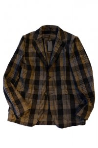 LARDINI ラルディーニ 20-21A/W チェック柄シャツジャケット CHECK